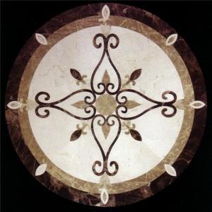CP24 Pattern Vines Marble