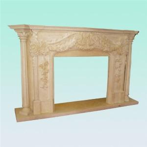 Reasonable price Exterior Wall Cladding - CF044 American fireplace – ConfidenceStone