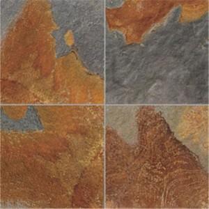 CS003 S1120 Rusty Slate Tile