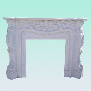 CF031 American fireplace