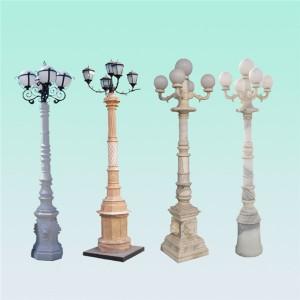 CC126 Stone Street Lamp
