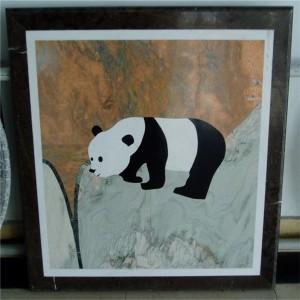 CP16 Marble Pattern Panda