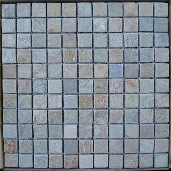 Cheapest Price Patio Paving - CM602 Quartzite Mesh 25×25 – ConfidenceStone