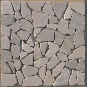 CM533 Marble Random Mosaic