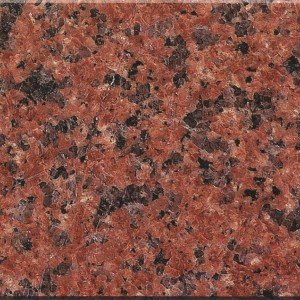 Granite  Xinjiang Red G – 6521