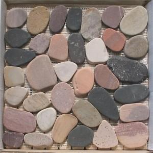 CM531 Travertine Pebbles Multi-Blend