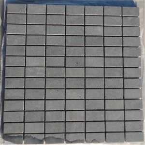 CM515 Mosaic  Ash Basalt 7-Set Sticks (Pack of 4) 305x305x10