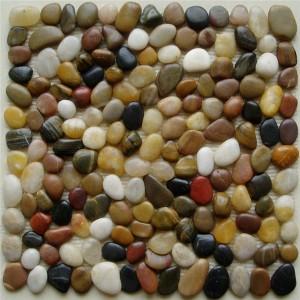 CM553 Pebbles pulido cores Pebble