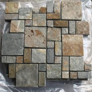 CM516 osaic  Ash Basalt 7-Set Sticks (Pack of 4) 305x305x10
