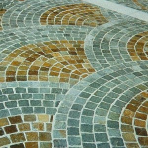 Good Quality Limestone Baluster - CS025 Paving Slate – ConfidenceStone