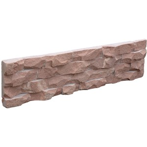 CW813 Mushroom Pink Sandstone Stacked Stone
