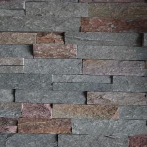 New Arrival China Real Stone Veneer - CW752 Black And Rusty Rough Cut Veneers – ConfidenceStone