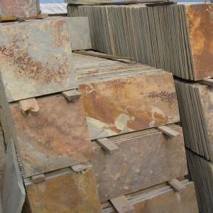 CS016 S1120 Rusty Slate Tile