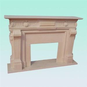 CF026 American fireplace