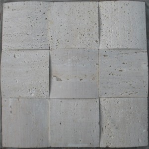 CM521 Travertine Weave 100×100