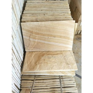 SY014 Yellow Sandstone Tile
