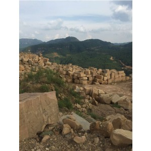 SY017 Yellow Sandstone Quarry