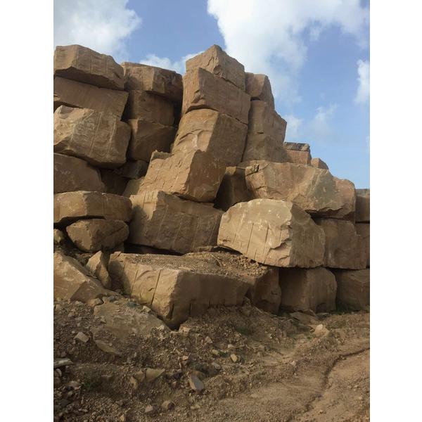 2018 wholesale price Marble Sculpture - SY019 Yellow Sandstone Quarry – ConfidenceStone