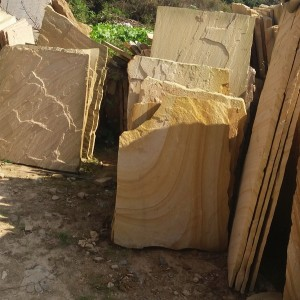 SY021 Yellow Sandstone Slab