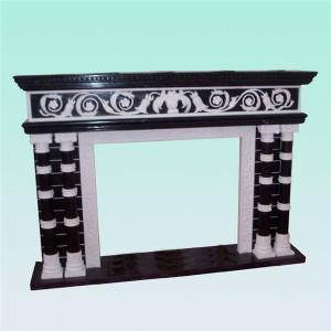 CF014 English Mantel fireplace