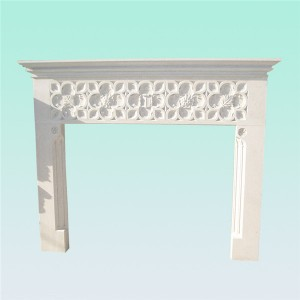 CF025 French fireplace