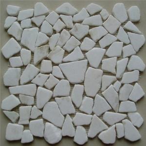 CM562 Pebbles  White Crystal