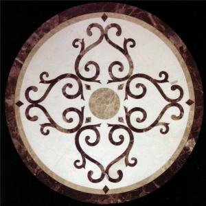 CP01 Vines Marble Pattern