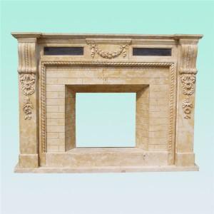 CF022 English fireplace