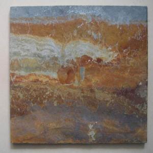 CS014 S1120 Rusty Slate Tile