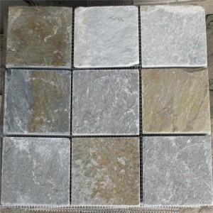 CM509  Mosaic  Quartzite Mesh 100×100 (Pack of 4) 305x305x10
