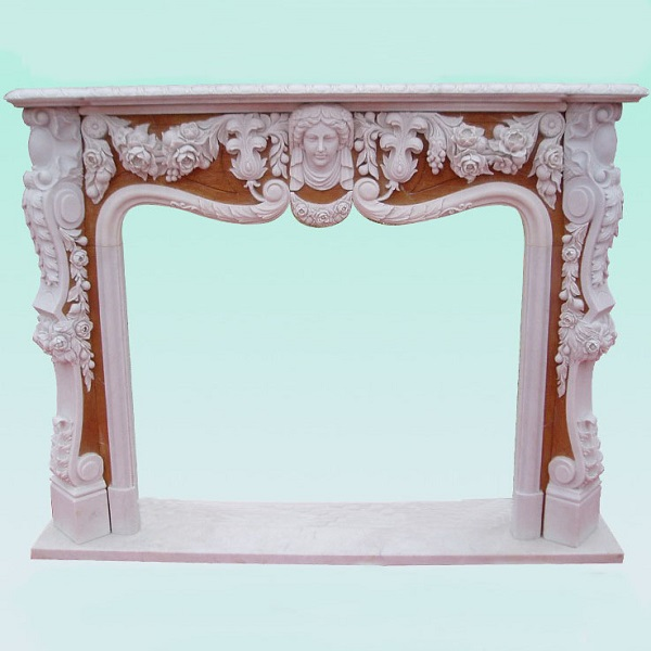 CF001 French Mantel fireplace Featured Image