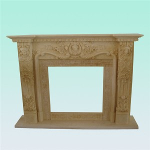 CF028 American Mantel fireplace