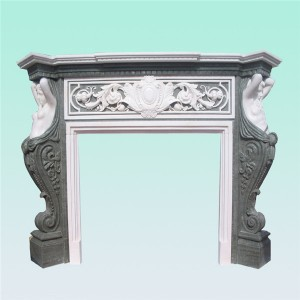 CF037 French fireplace